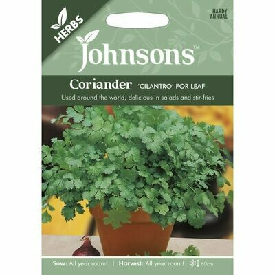 Herb - Coriander Cilantro For Leaf (org)