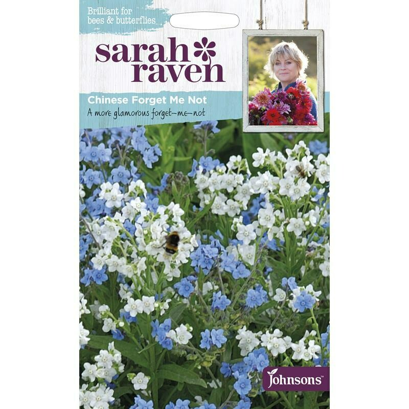 Sarah Raven Chinese Forget Me Not