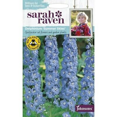 Sarah Raven Delphinium Summer Skies