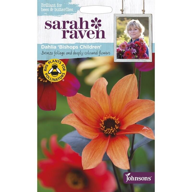 Sarah Raven Dahlia Bishops Children
