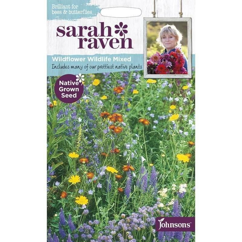 Sarah Raven Wildlife Mixed