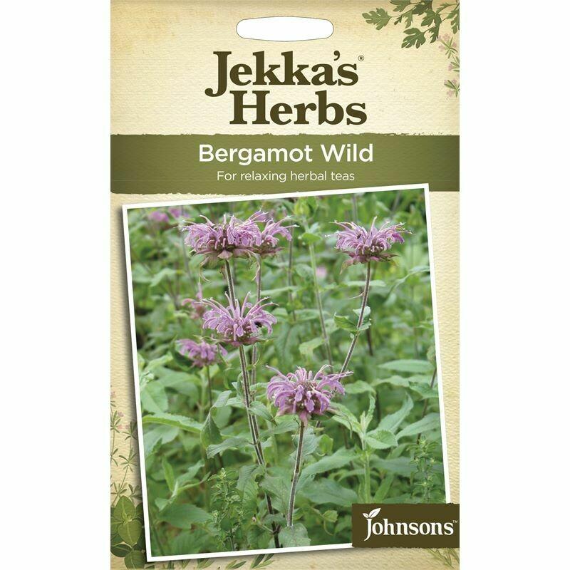 Jekka Herbs Bergamot Wild