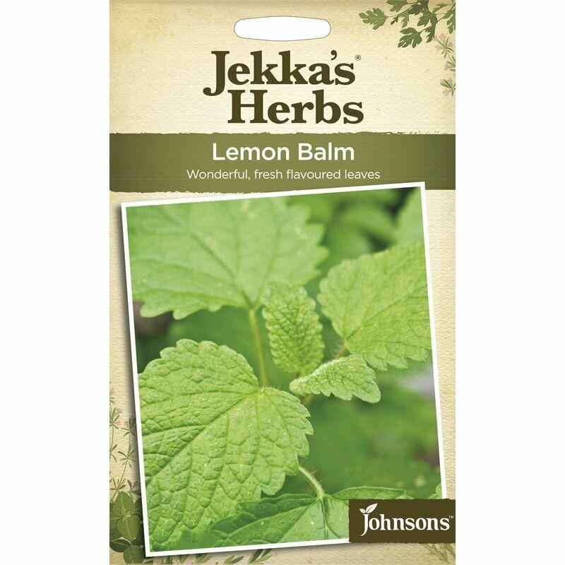 Jekka Herbs Lemon Balm