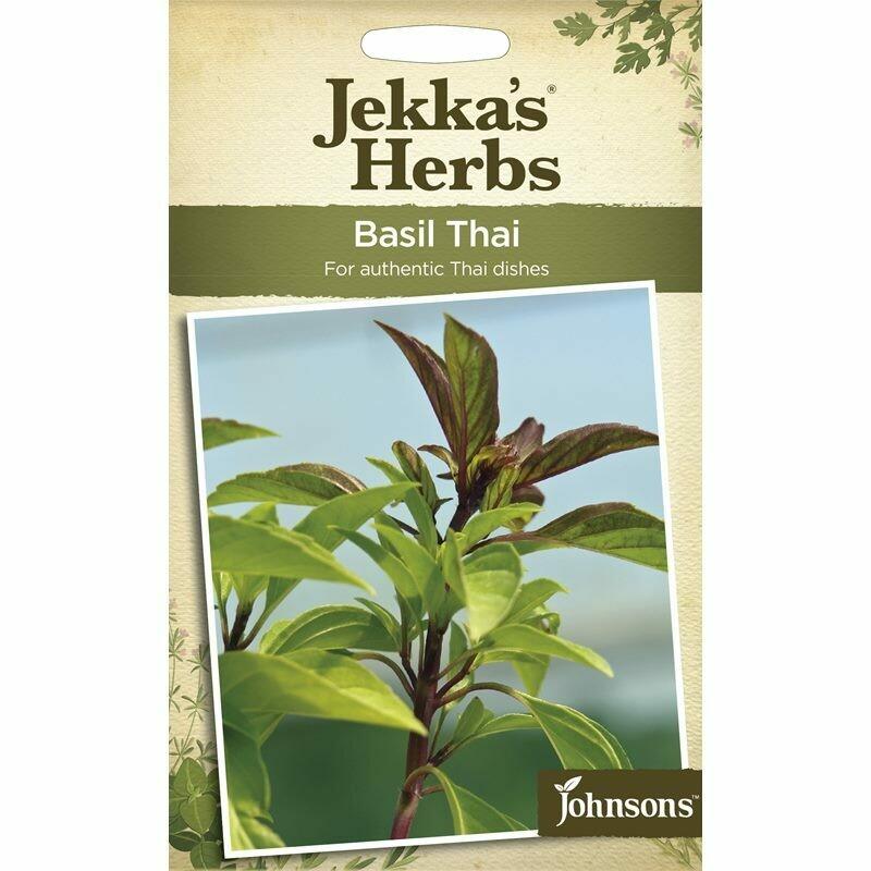 Jekka Herbs Basil Thai