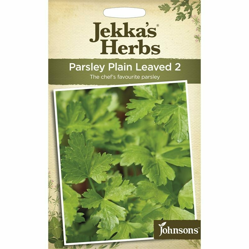 Jekka Herbs Parsley Plain Leaved 2