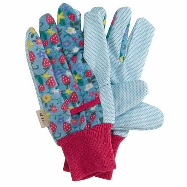 Garden Dotty Grips Glove - Medium