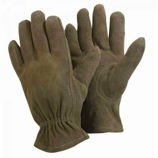 Premium Olive Gardener Glove - Large
