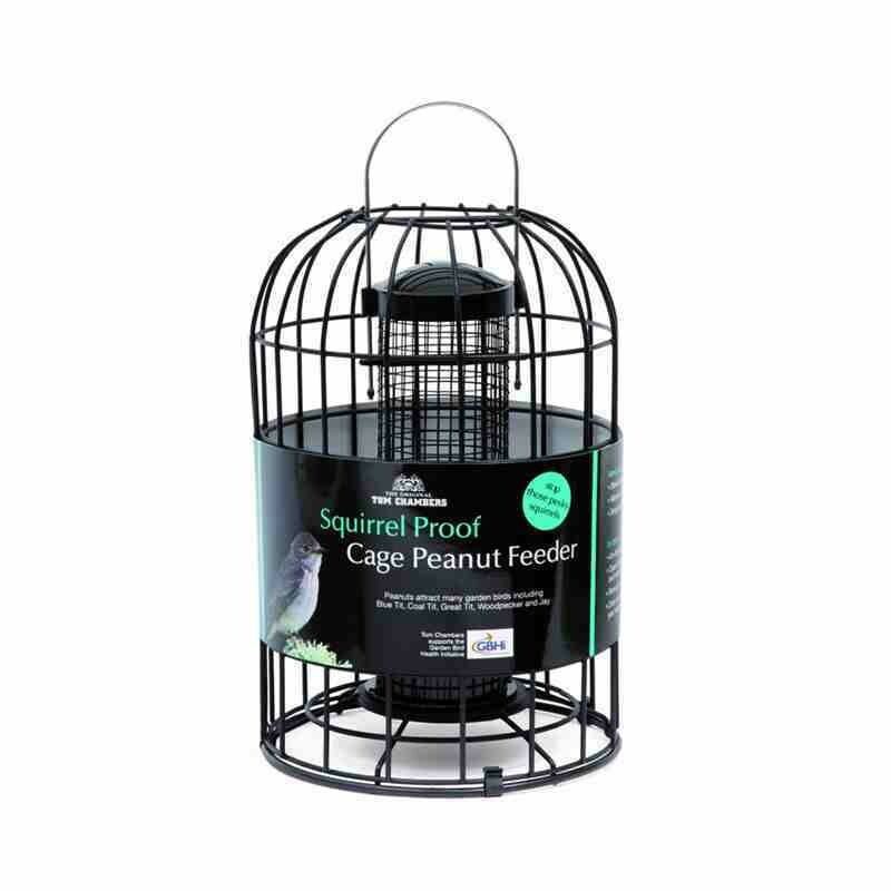 Squirrel Proof/Cage Peanut Feeder