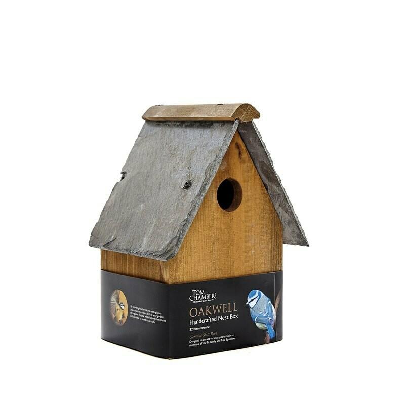 Oakwell Nest Box - Medium