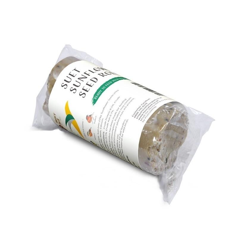 Suet Sunflower Seed Roll