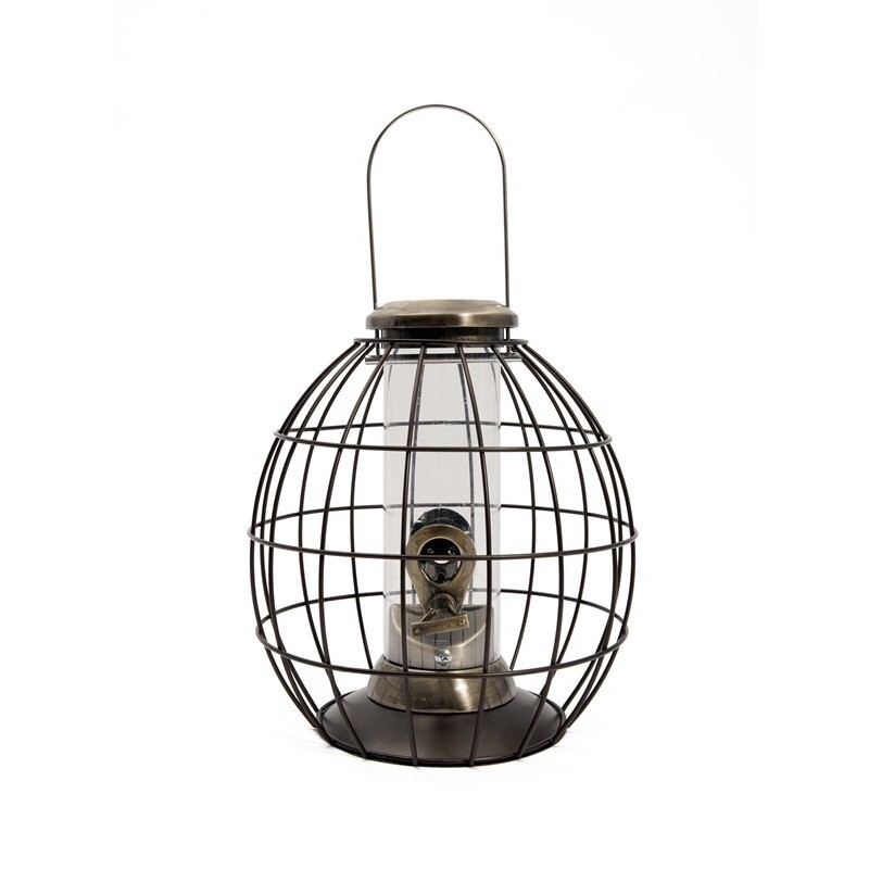 Heritage Gold Squirrel Proof Feeder Seed
