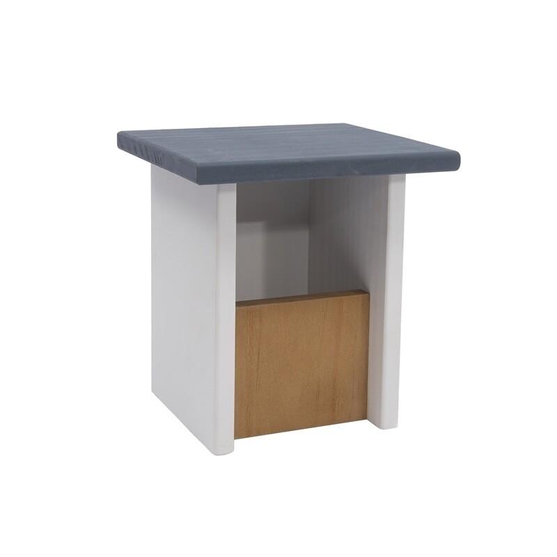 Elegance Open Nesting Box Flat Roof