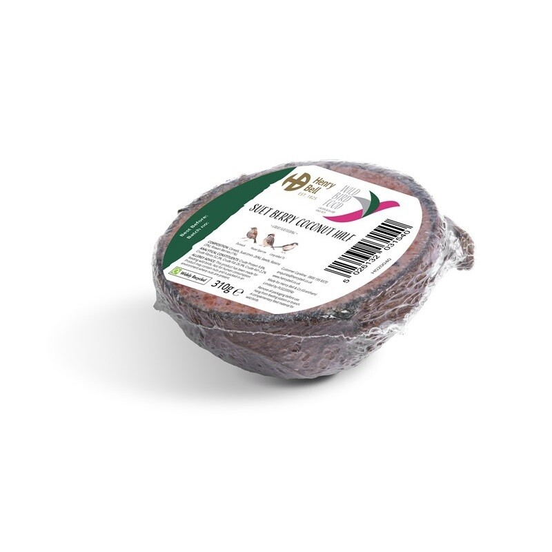 Berry Coconut Half