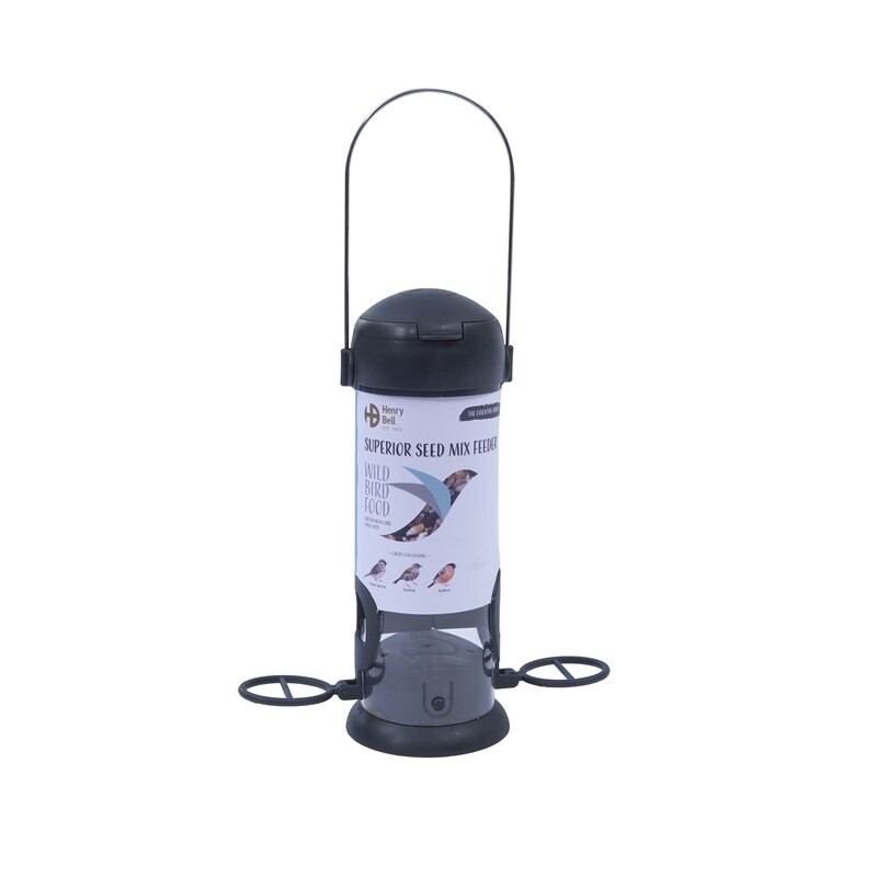 Essentials Wild Bird Seed Feeder