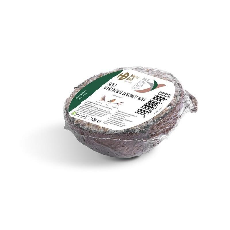 Mealworm Coconut Half