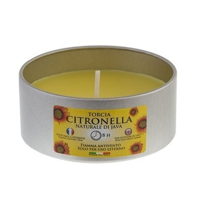 Citronella - Large Tin