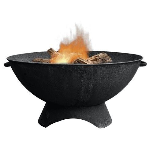 Outdoor Artisan Firebowl - Black