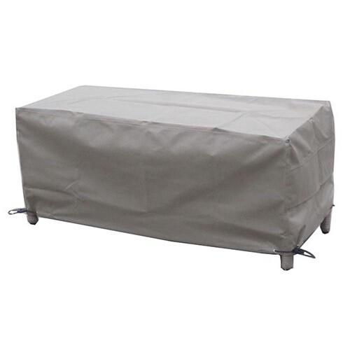 Casual Dining Bench Cover - Khaki
