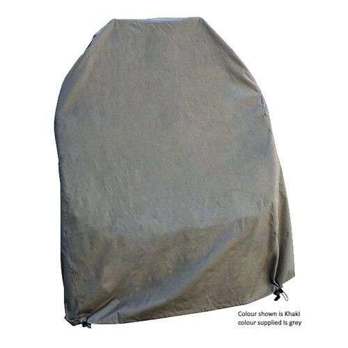 Double Hanging Cocoon Cover - Grey
