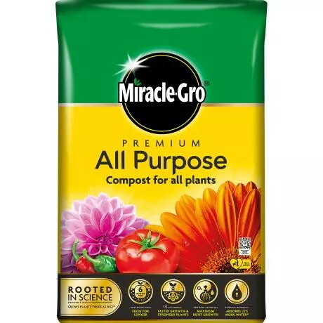 Miracle-Gro All Purpose Compost 40L