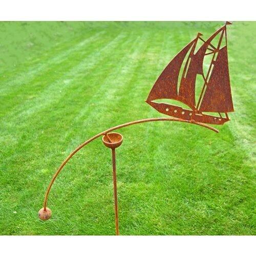 Sailing Ship Wind Rocker - Single Ball