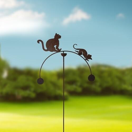 Cat & Mouse Wind Rocker - Double Ball