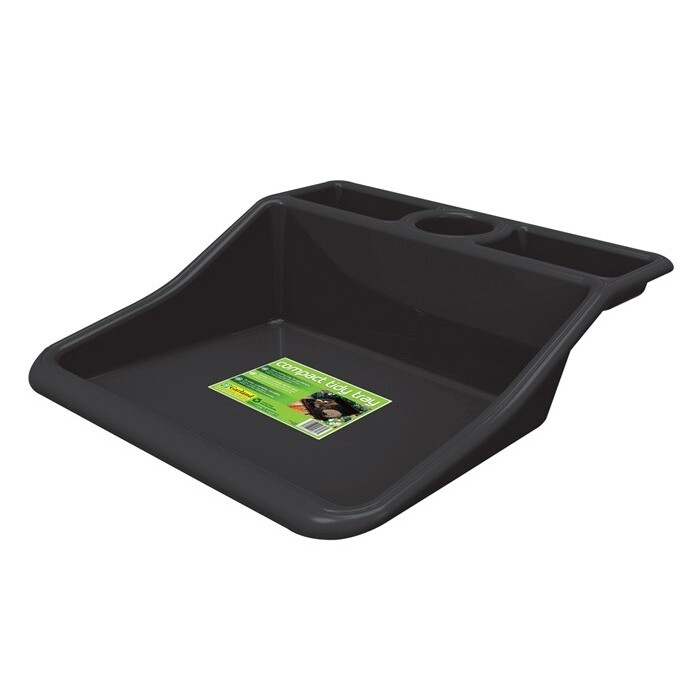Compact Tidy Tray - Black