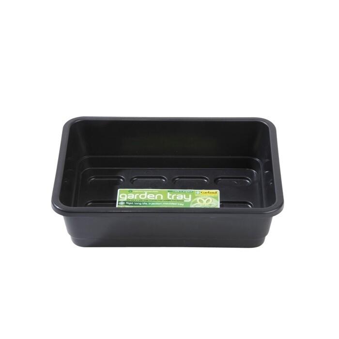 Mini Garden Tray - Black
