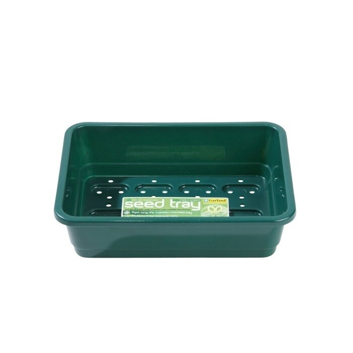 Small Seed Tray - Green