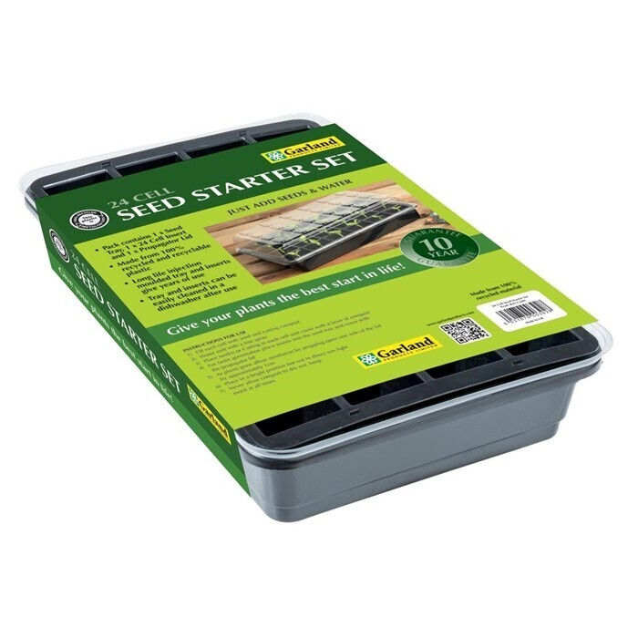 24 Cell Seed Starter Set