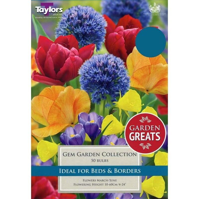 Gem Garden Collection x50