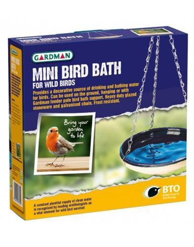 Mini Bird Bath A01124
