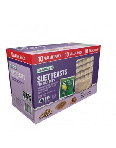 Suet Feast Value Pack x10 A04118D