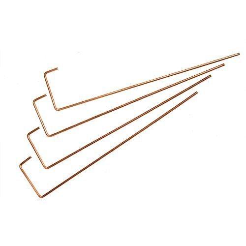 Pack of 10 Metal Ground Pegs