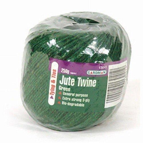 Green Jute Twine 250g - Ball