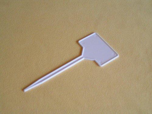 TildenetPack of 20 T Labels - White