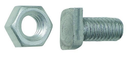 Tildenet Cruciform Pack of 10 Head Nuts and Bolts