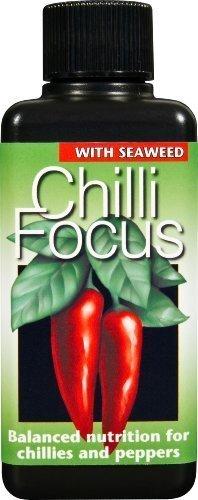 Chilli Focus Premium Liquid Concentrated Fertiliser 100ml