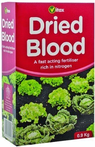Dried Blood Fertiliser 0.9Kg