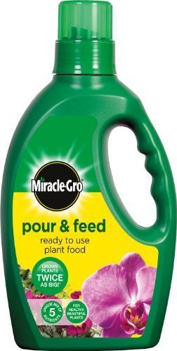 Pour and Feed Ready To Use Plant Food 3 Litre