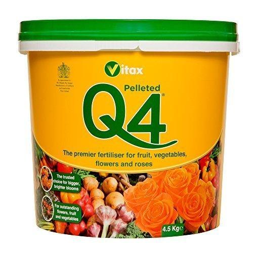Q4 Fertiliser 4.5Kg