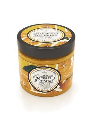 The Somerset Toiletry Company Tropical Fruits Grapefruit & Orange Sugar Scrub