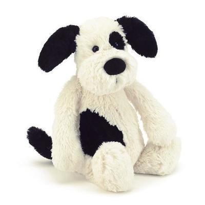 Bashful Blk/Crm Puppy - Small