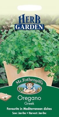 Oregano Greek Seeds