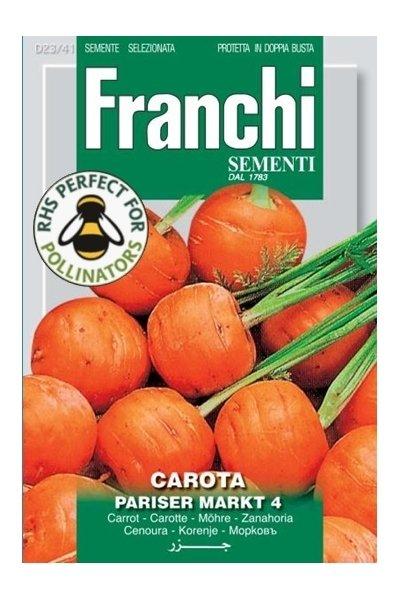 Carrot Parisier Market