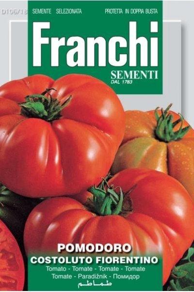 Tomato Costoluto Fiorentino Florence