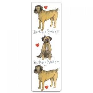 Bookmark - Barking Borders