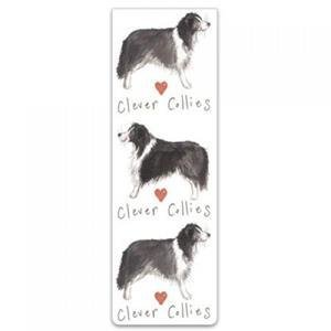 Bookmark - Clever Collies