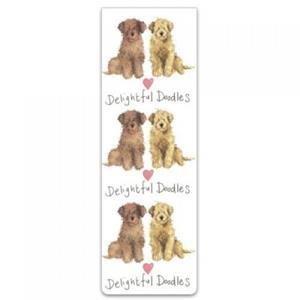 Bookmark - Delightful Doodle