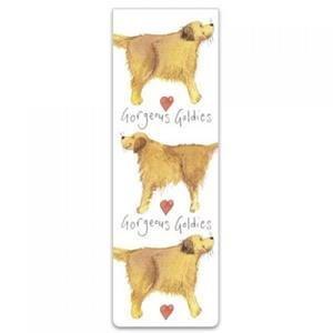 Bookmark - Gorgeous Goldies